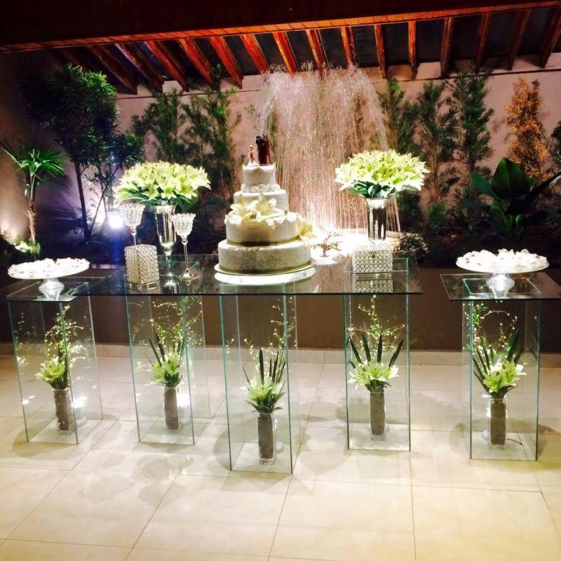 Aluguel Espaço para Casamento no Jardim Tranquilidade - Espaço para Casamento