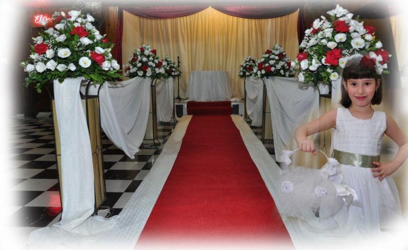 Aluguel Salão para Casamento na Taboão - Buffet para Casamento