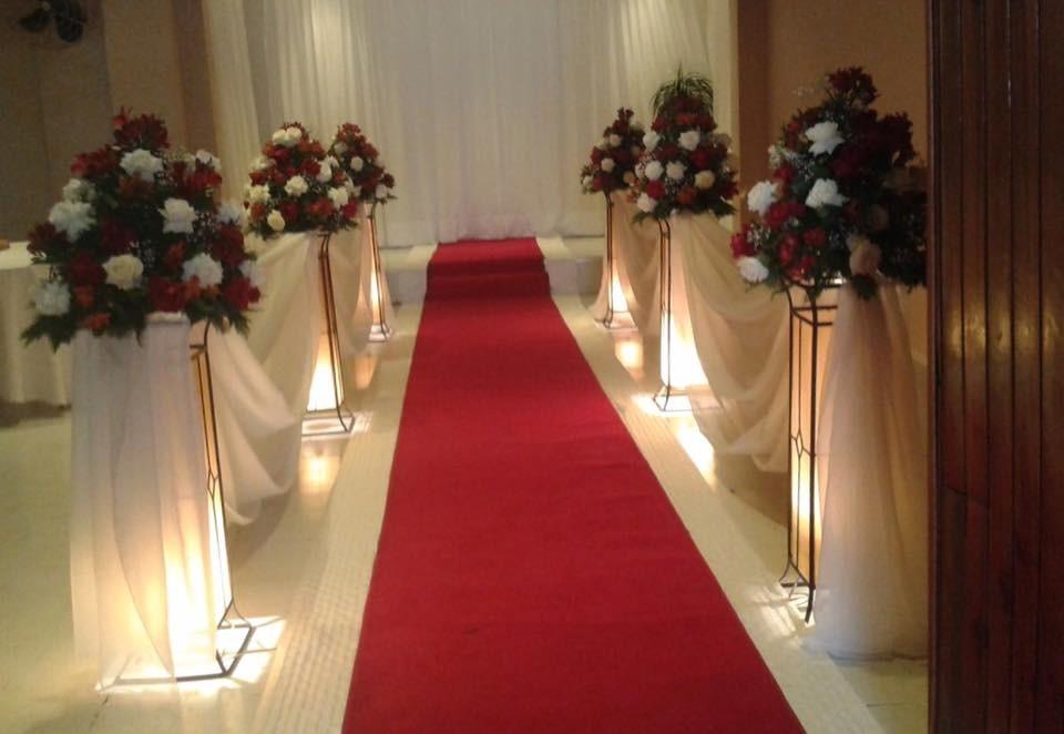 Buffet Luxuoso para Casamento na Vila Galvão - Salão para Festa de Casamento