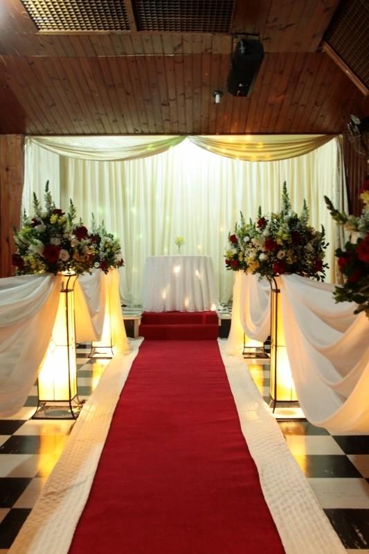 Buffet para Casamento com Cerimônia no Local Preço na Vila Augusta - Salão para Festa de Casamento