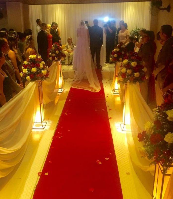 Buffet para Casamento com Cerimônia no Local na Macedo - Buffet para Casamento