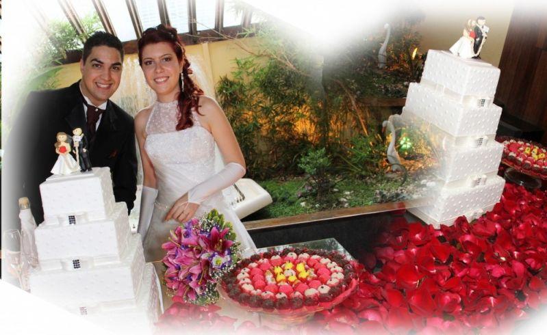 Buffet para Casamento em Sp no Morros - Salão para Casamento