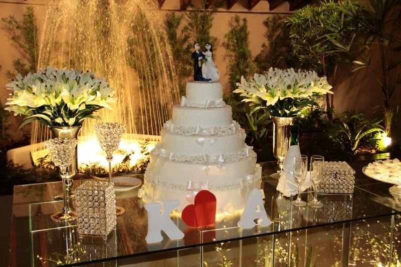 Buffet para Cerimônia de Casamento na Picanço - Buffet para Casamento com Cerimônia no Local