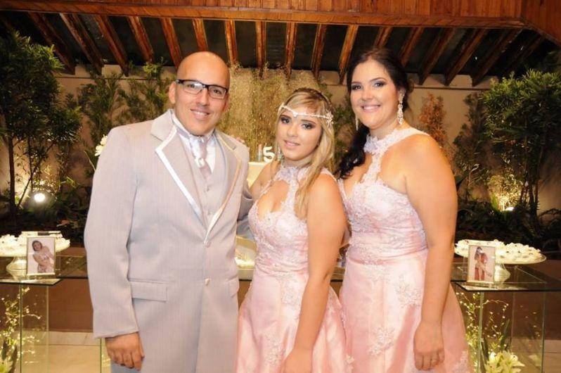 Buffets para Debutantes na Água Chata - Espaço para Debutantes
