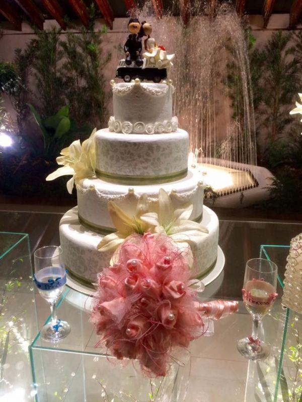 Festa Casamento Civil Salão no Jardim Fortaleza - Buffet para Casamento