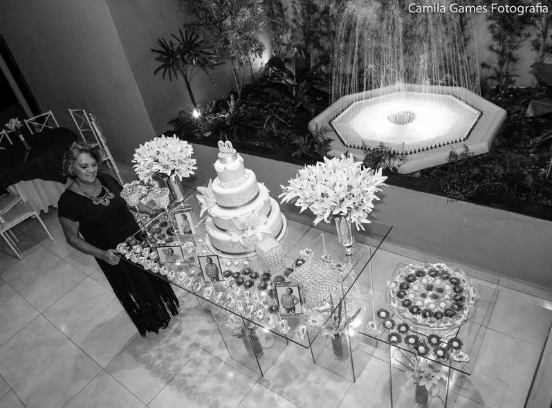 Quanto Custa Buffet para Casamento com Espaço para Cerimônia no Bom Clima - Salão para Festa de Casamento