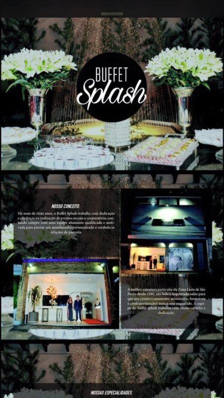Salão para Festa de Casamento Preço em Sapopemba - Buffet para Casamento