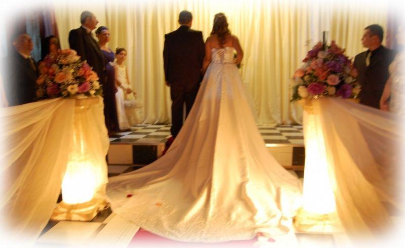 Salão para Festa de Casamento na Tanque Grande - Buffet de Casamento