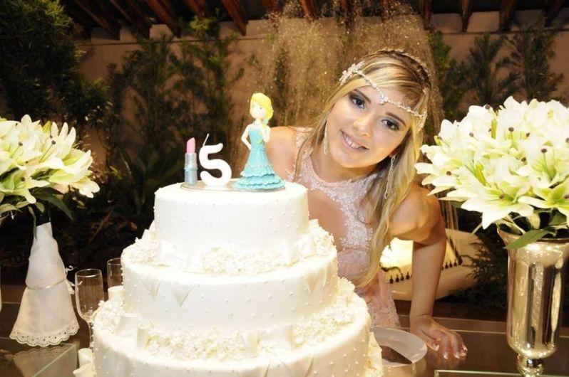 Salão para Festa de Debutantes Preço na Torres Tibagy - Buffet para Debutantes