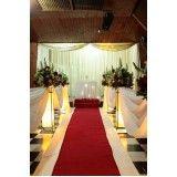 buffet para casamento com cerimônia no local preço no Jardim Presidente Dutra
