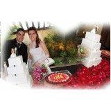 buffet para casamento em sp na Tanque Grande