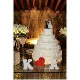 buffet para casamento preço na Penha