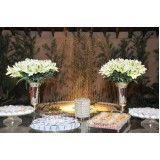 buffet para jantar de casamento na Vila Formosa