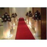 espaços para festas de casamento na Vila Augusta