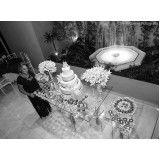 quanto custa buffet para casamento com espaço para cerimônia em Aricanduva